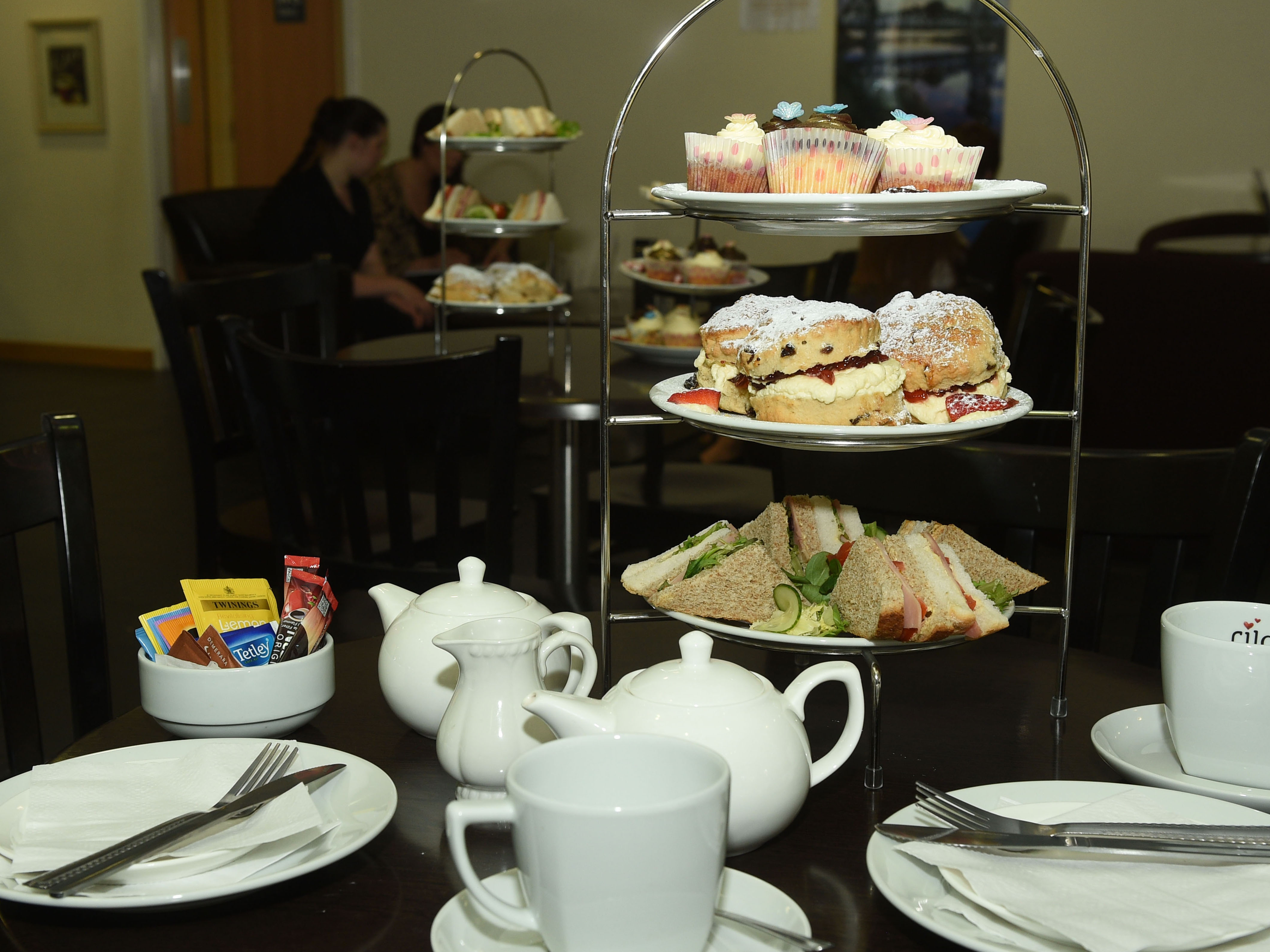 Mother�s Day Afternoon Tea at Café Connect
