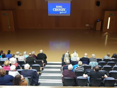 Dementia-friendly screening at AGC