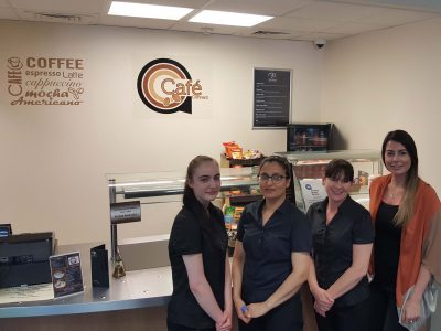 Centres spruce-up for spring